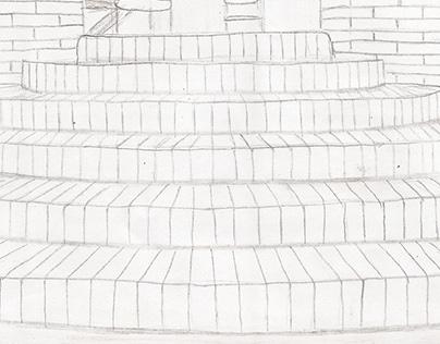 Taller Composición I 2015-1 - Dibujos Mano Alzada