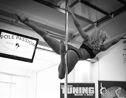 Pole Passion - Fotoshooting