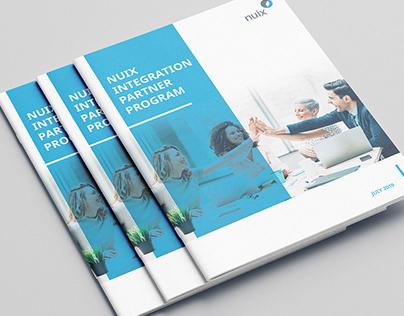 Partner Integration Program - Brochure