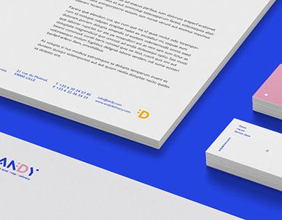 Andy — App branding