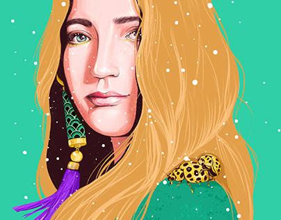 HERRERA BEAUTY by Sofia Castellanos