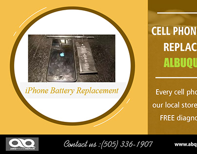 Cell Phone Repair Albuquerque >> Phone Repair Albuquerque On Behance