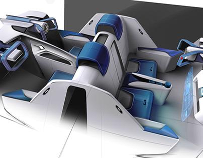 FORD INTERIOR DESIGN 2030 PROJECT