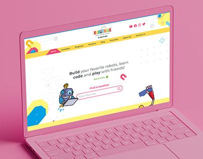 RoboThink website