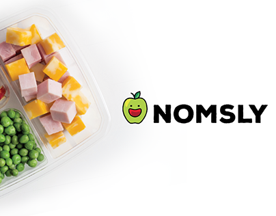 Nomsly Branding, Website, Marketing Collateral