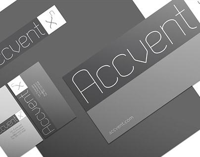 Accvent Multibrand Identity
