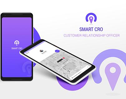 CRO-Mobile Application Mockup UI/UX