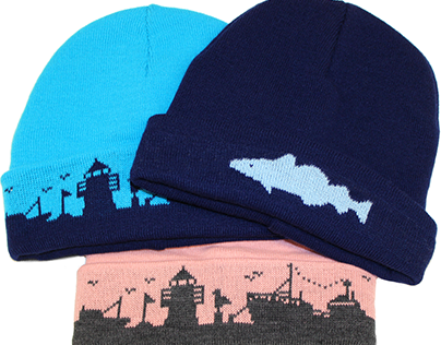 Hats for 66°N