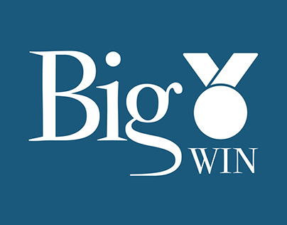 Big Win Logo Design