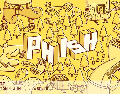 Phish Summer 2011 Tour