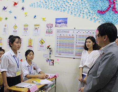 Thực tập sinh tại TTC Việt Nam