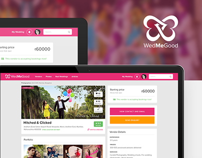 WedMeGood - Web & Mobile Modules