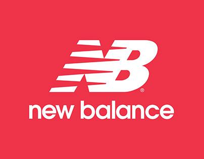New Balance - Landing Page