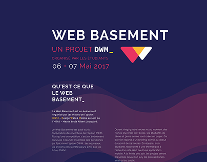 Web Basement