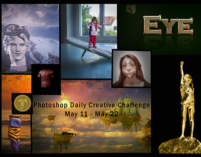 PS Daily Challenge - May 11 - May 22 with Jesús Ramirez