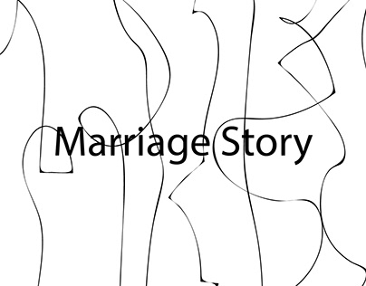 Marriage Story Title Sequence