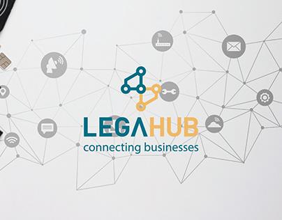 LegaHub Logo & Branding