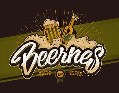 Beernes - Universidad Panamericana / Logos proposals