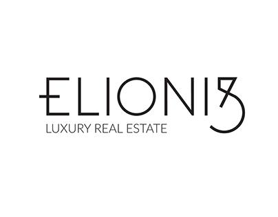 Elionis logo design