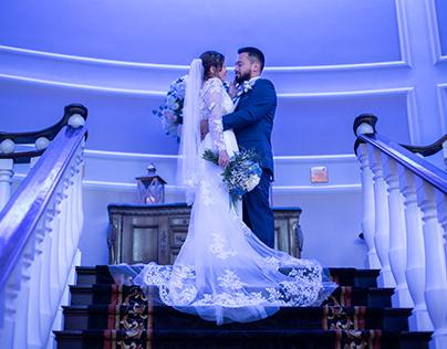 Stephano & Tatiana wedding