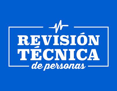 Revisión Técnica de Personas