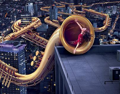 Akbank Jazz 3D