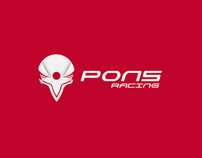 PONS Racing Team | Logo Design