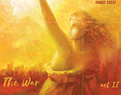 Album Artwork idea: The Wart - act 2
