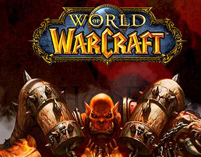 World of Warcraft watch// Reloj World Of Warcraft