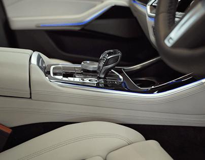 BMW M Showroom