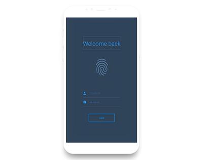 App design for sales