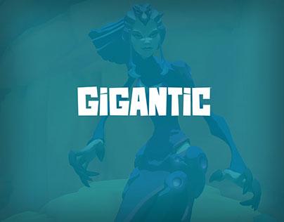 Gigantic = Localisation