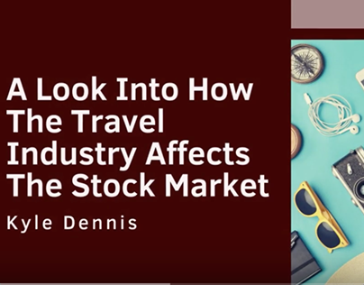 How Travel Affects The Stock Market