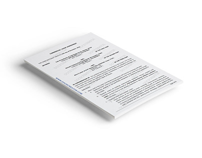 Docscreator Get a Real Estate Purchase Agreement Online