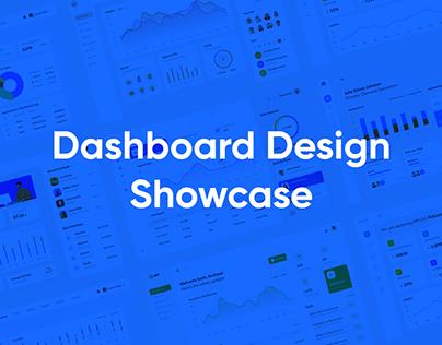 Dashboard Design Showcase