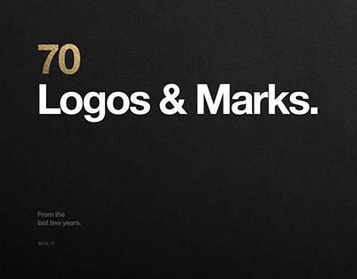 70 Logos