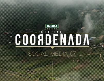 SOCIAL MEDIA / FESTIVAL COORDENADA 07