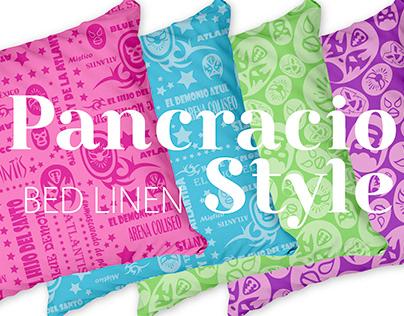 Bed Linen . Pancracio Style