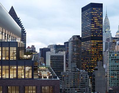 3d penthouse