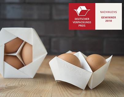 "Egg Box - ""Dreifalt"""