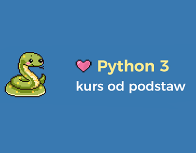 Kurs języka Python