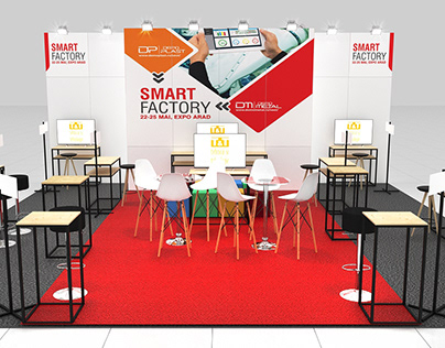 Stand concept : Smart Factory