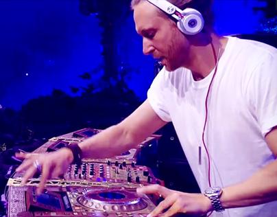 David Guetta NYE Dubai
