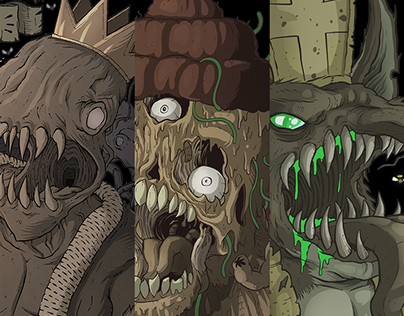 The Sewer Lords
