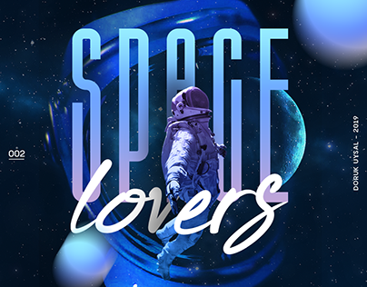 Space Poster / Design Collection 002