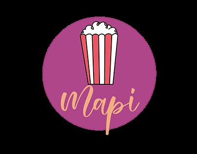 Logotipo Mapi