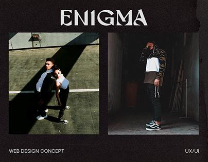 ENIGMA-WEB SITE