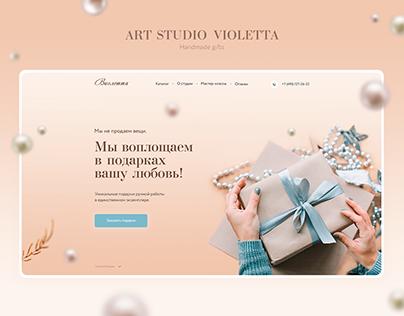 Handmade gifts | Art Studio Violetta