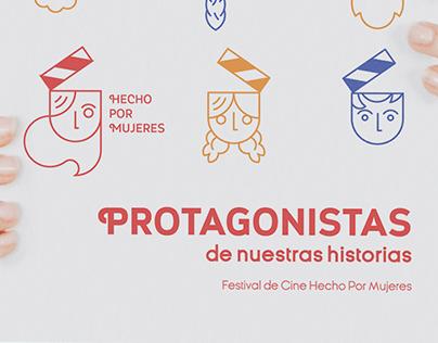 Rebranding - Festival Hecho Por Mujeres