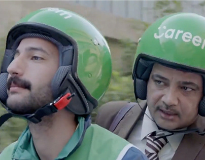 Careem Bike Campaign